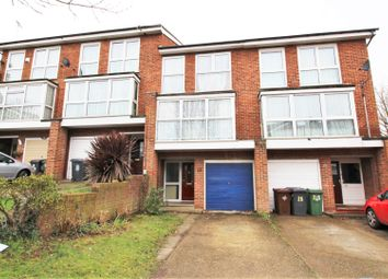 Thumbnail 4 bed town house for sale in St. Egbert's Way, Chingford