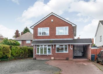 Thumbnail 3 bed detached house for sale in The Saplings, Penkridge, Stafford