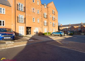 Thumbnail 2 bed flat for sale in Cherwell Court, Britannia Road, Banbury 40% Shared Ownership
