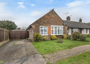 Thumbnail 2 bed bungalow for sale in Cootes Lane, Middleton-On-Sea, Bognor Regis