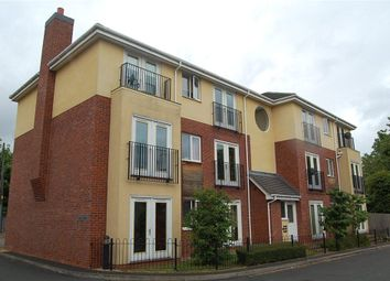 Thumbnail 2 bed flat for sale in Flat 24 Mill Point, Rowditch Place, Derby