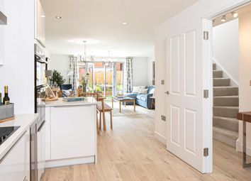 Thumbnail 4 bed semi-detached house for sale in Darwin Green, Huntingdon Road, Cambridge