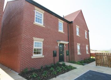 Thumbnail 2 bed town house to rent in Stoborough Crescent, Off Girnhill Lane, Featherstone