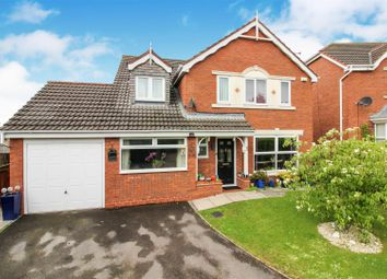 Thumbnail 5 bed detached house for sale in Skylark Close, Driffield