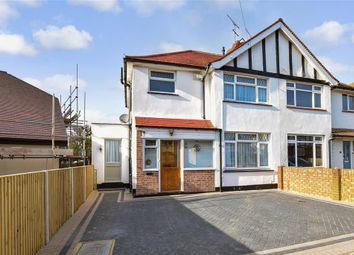 Thumbnail 3 bed semi-detached house for sale in Rutland Gardens, Birchington, Kent