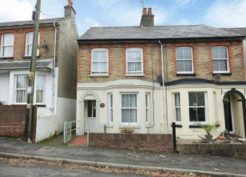 Thumbnail 3 bedroom cottage for sale in Chapel Hill, Eythorne, Dover