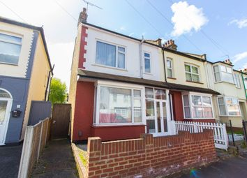 Thumbnail 2 bedroom end terrace house for sale in North Avenue, Southend-On-Sea