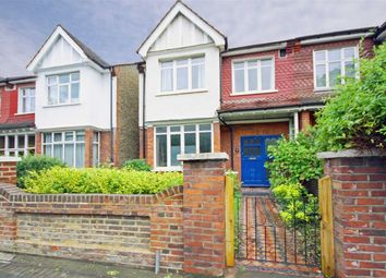 Thumbnail 4 bed terraced house to rent in Burlington Lane, London