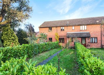 Thumbnail 2 bed terraced house for sale in St. Marys Road, Poringland, Norwich, Norfolk