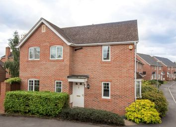 Thumbnail 3 bed detached house for sale in Ravelin Close, Fleet