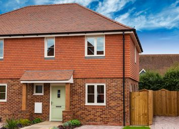Thumbnail 3 bed semi-detached house for sale in Orchard Gate, Ropley, Alresford