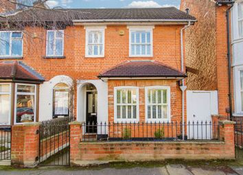 Thumbnail 3 bed semi-detached house for sale in Meadow Road, Loughton