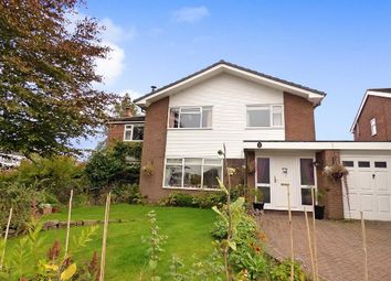 Thumbnail 4 bedroom detached house for sale in Elgin Avenue, Macclesfield, Cheshire