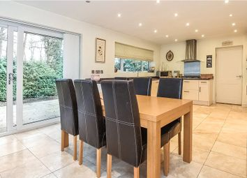 Thumbnail 4 bed detached house for sale in Heathermount Drive, Crowthorne, Berkshire