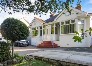 Thumbnail 3 bedroom detached bungalow for sale in Newton Road, Torquay