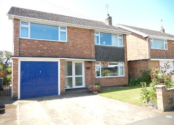 Thumbnail 5 bed detached house for sale in Manor Drive, Baston, Peterborough