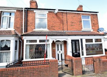Thumbnail 2 bedroom terraced house for sale in Smithfield Road, Scunthorpe
