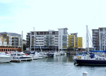 Thumbnail 2 bed flat for sale in Rapala Court Midway Quay, Sovereign Harbour North, Eastbourne