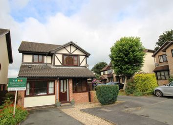 Thumbnail 3 bed detached house for sale in Widdicombe Drive, Ivybridge