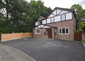 Thumbnail 5 bedroom detached house for sale in Hyde Fold Close, Burnage, Manchester