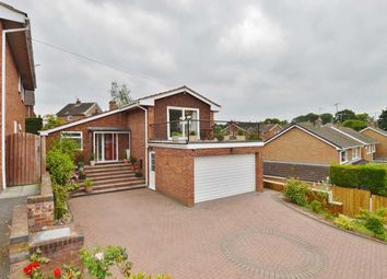 Thumbnail 4 bed detached house for sale in Fairview Way, Stafford