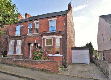 Thumbnail 2 bed semi-detached house for sale in York Street, Hasland, Chesterfield
