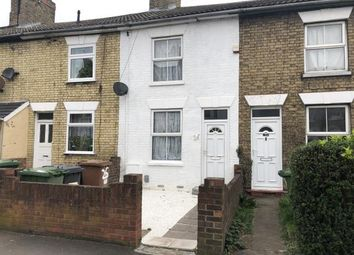 Thumbnail 3 bed terraced house for sale in Burghley Road, Peterborough, Cambridgeshire