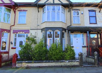 Thumbnail 4 bed terraced house for sale in Elm Vale, Fairfield, Liverpool