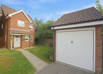 Thumbnail 3 bed detached house for sale in Elmhurst Close, Orchard Heights, Ashford