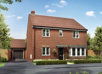 "Thumbnail 4 bed detached house for sale in ""The Pembroke"" at Badgers Chase, Retford"