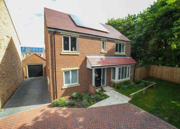 Thumbnail 4 bedroom detached house for sale in Crestwood Close, Northampton