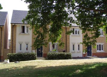 Thumbnail 2 bed semi-detached house to rent in Richmond Road, Beacon End, Colchester, Essex