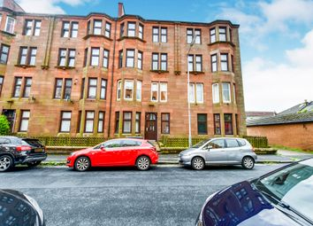Thumbnail 2 bed flat for sale in St. Monance Street, Springburn, Glasgow