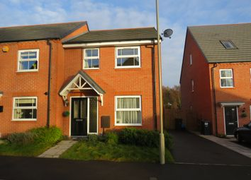 Thumbnail 3 bed end terrace house for sale in Blackbrook Valley Industrial Estate, Narrowboat Way, Dudley