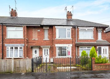 Thumbnail 2 bedroom terraced house for sale in Worcester Road, Hull
