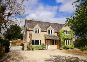 Thumbnail 4 bed detached house to rent in St. Johns Street, Lechlade