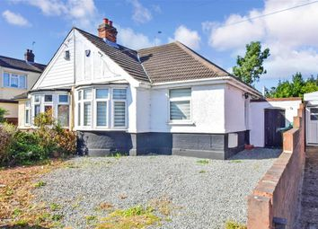 Ashley Avenue, Ilford, Essex IG6. 3 bed semi-detached bungalow