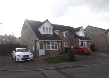 Thumbnail 3 bed semi-detached house for sale in Hawthorne Way, Shelley, Huddersfield, West Yorkshire