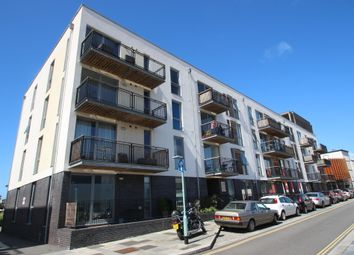 Thumbnail 1 bed flat for sale in Brittany Street, Stonehouse, Plymouth