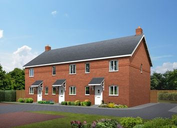Thumbnail 3 bedroom town house for sale in 13, Rectory Lane, Breadsall, Derbyshire