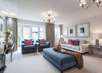 """Thumbnail 5 bedroom detached house for sale in """"Lynam House"""" at Wedgwood Drive, Barlaston, Stoke-On-Trent"""