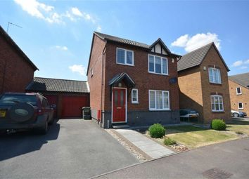 Thumbnail 3 bed detached house to rent in Welland Road, Quedgeley, Gloucester