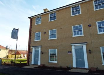 Thumbnail 4 bed property to rent in Coot Drive, Sprowston, Norwich