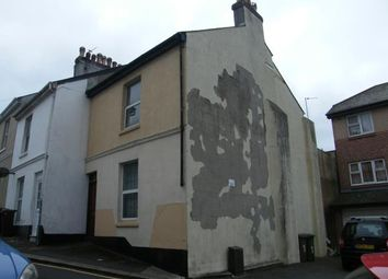 Thumbnail 3 bed end terrace house for sale in 10 Valletort Place, Stonehouse, Plymouth