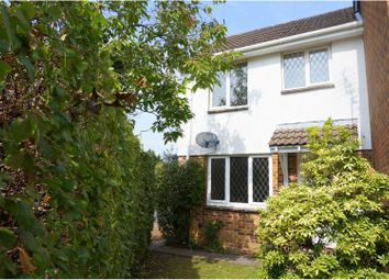 Thumbnail 3 bed end terrace house for sale in Blackdown Close, Southampton