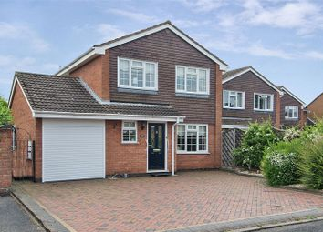Thumbnail 3 bed detached house for sale in Freeford Gardens, Lichfield