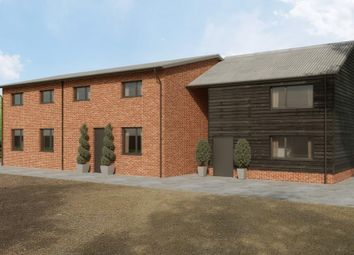 Thumbnail 1 bed barn conversion for sale in Pye Corner, Ulcombe