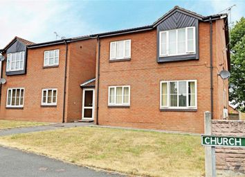 Thumbnail 1 bed flat to rent in Church Meadows, Calow, Chesterfield, Derbyshire