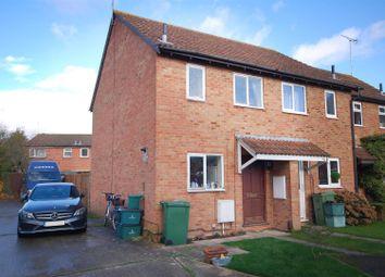 Thumbnail 2 bedroom end terrace house for sale in Hazledean Road, Cheltenham