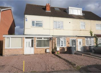 Thumbnail 2 bed semi-detached house for sale in Grafton Road, Solihull